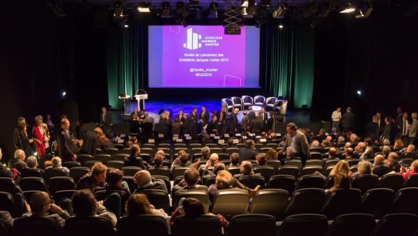Les 29e Entretiens Jacques Cartier se déroulent du 21 au 23 novembre 2016.