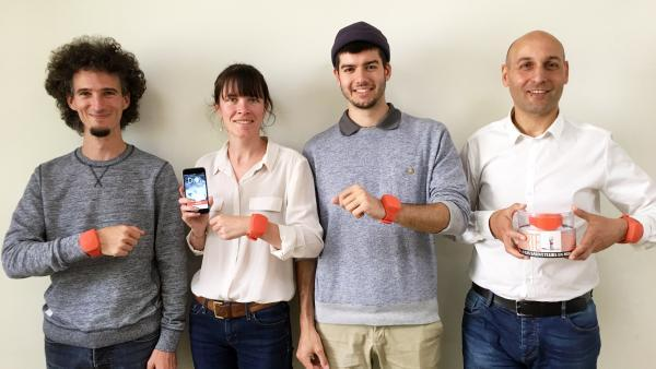 La start-up lyonnaise Ido-data en lice pour le prix Inosport