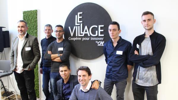 Village by CA Sud Rhône-Alpes à Grenoble.