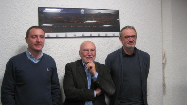 Thomas Gimet, Jean-Pierre Verjus et Renaud Cornu-Emieux brefeco.com