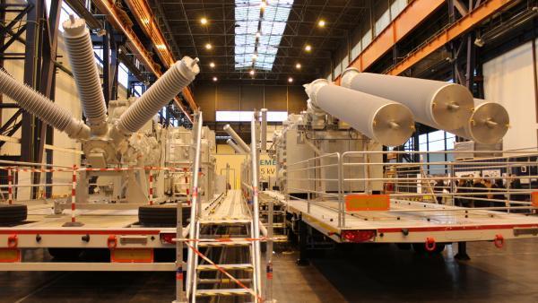 Siemens externalise la maintenance des équipements haute tension