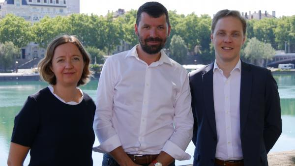 Laure Thibierge, Edouard Malandrin et Médéric Gaillard, brefeco.com