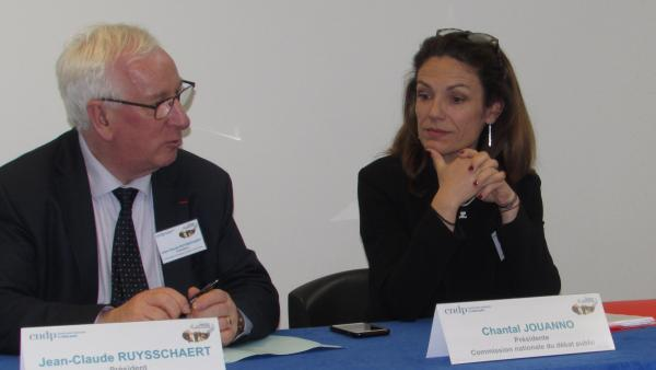Chantal Jouanno lance le débat du nœud ferroviaire lyonnais