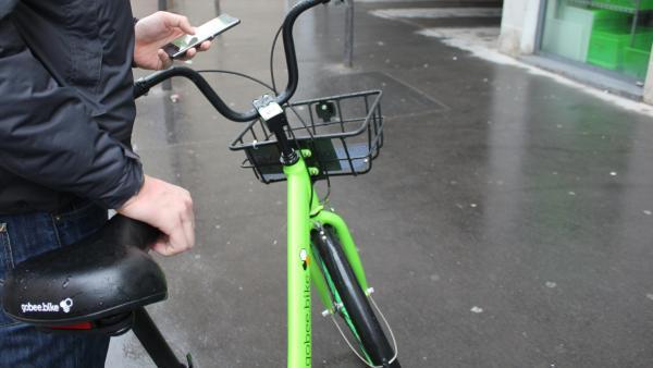 Les vélos en libre-service ont été retirés de la circulation à Lyon.