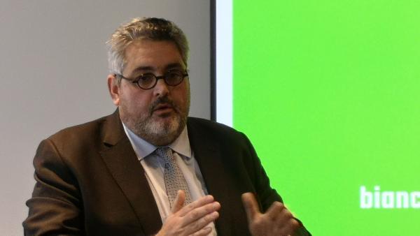 Olivier Bianchi, président de Clermont Auvergne Métropole, veut mettre l'accent sur l'innovation en matière environnementale cette année.