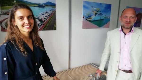 Léa Carminati et Jean Devictor, brefeco.com