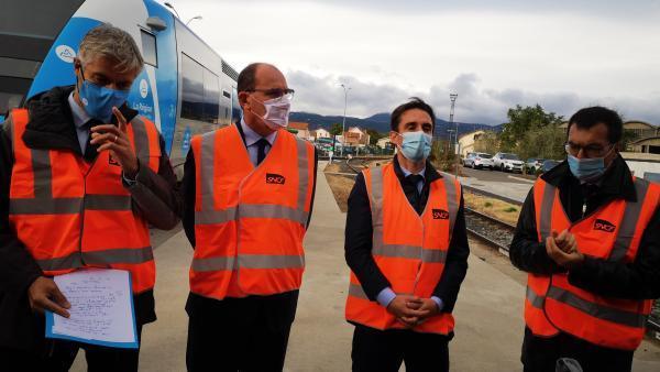 SNCF: L'Etat et la Région injectent 280millions d'euros dans le rail en Auvergne