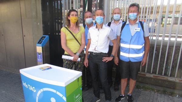 Grenoble: 15millions d'euros pour la nouvelle billettique du réseau Tag