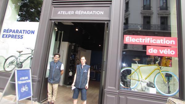 Repair and Run de Lyon - bref eco