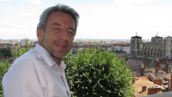 Lionel Flasseur, directeur général d'Auvergne-Rhône-Alpes Tourisme.