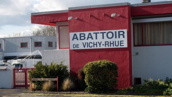 La Sicaba rachète l'abattoir de Vichy-Rhue