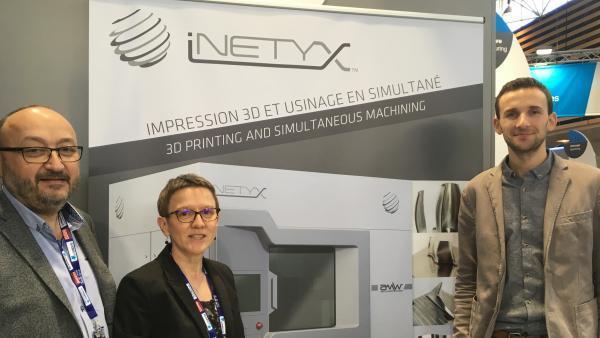 Inetyx - bref eco