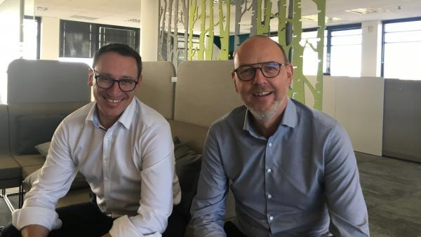 Franck Guillaumin et Laurent Mélinand, brefeco.com