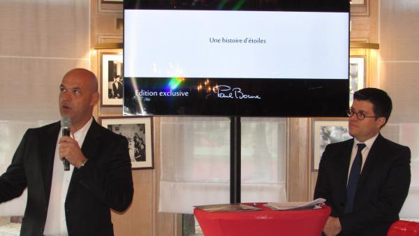 Mercedes-Benz signe avec Paul Bocuse