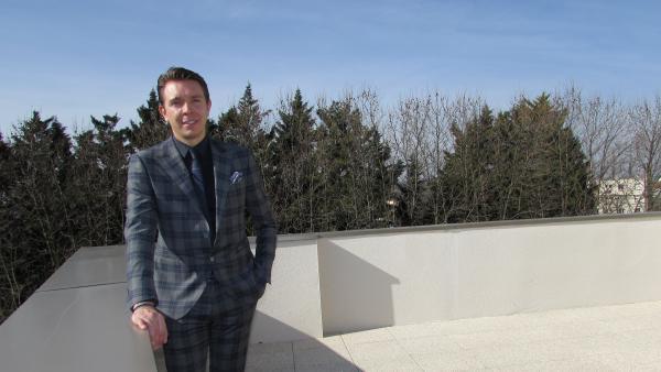 Hervé Legros, Pdg d'Alila.