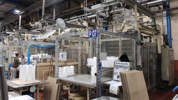 L'usine de Saint-Etienne-de-Saint-Geoirs d'Isoboc, brefeco.com