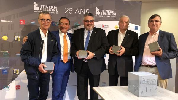 Itineris Building: 25 ans au service de l'immobilier