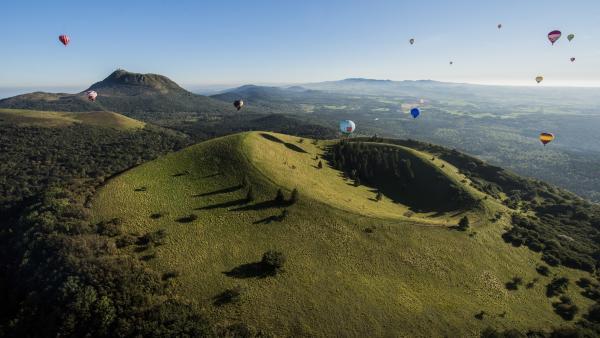 La Chaîne des Puys est désormais inscrite au Patrimoine mondial de l'Unesco