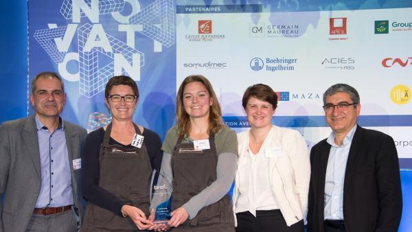 Saga #13 Trophées de l'innovation Bref Eco: Comptoir de campagne, coup de cœur du jury