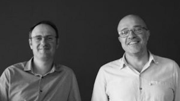 Jean-Jérôme Calvier et Laurent Pinet, brefeco.com