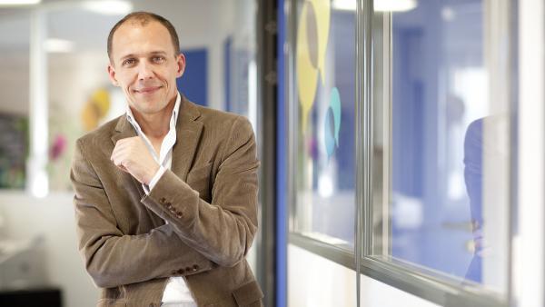 Jérome Armbruster, directeur général de RegionsJob