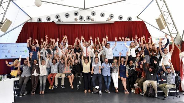 La rentrée de Lyon Startup saison 5.