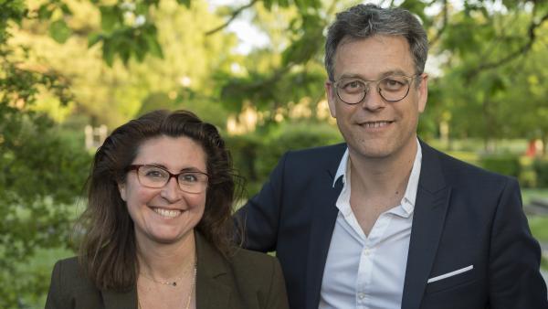 Maud Billard-Coester et Alexandre Poncet, brefeco.com