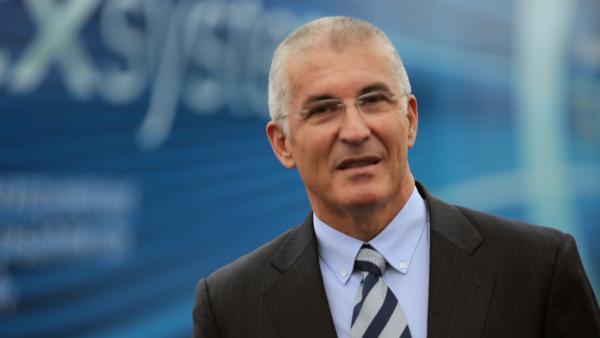 Erick Mejean, directeur général de Lamberet. brefeco