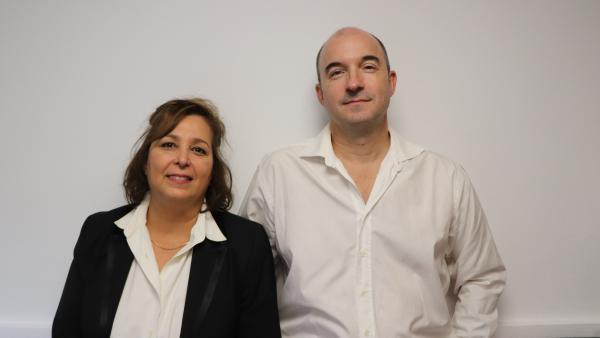 Latifa Dahri-Correia et Jean-Christophe Cejka, brefeco.com