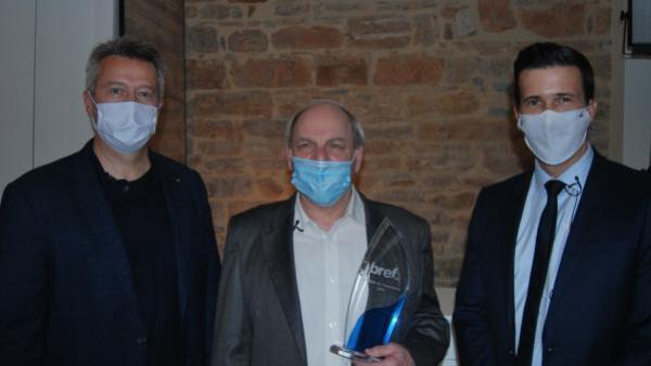 Saga #2 Trophées Bref Eco de l'innovation: NeuroBioMat, lauréat Innovation santé