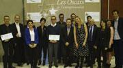 Les Oscars de l'entrepreneuriat décernés à Grenoble