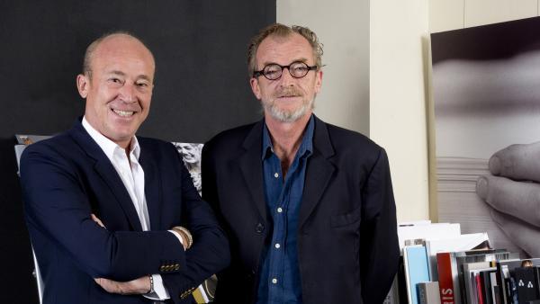 Laurent et Renaud Caillat, brefeco.com