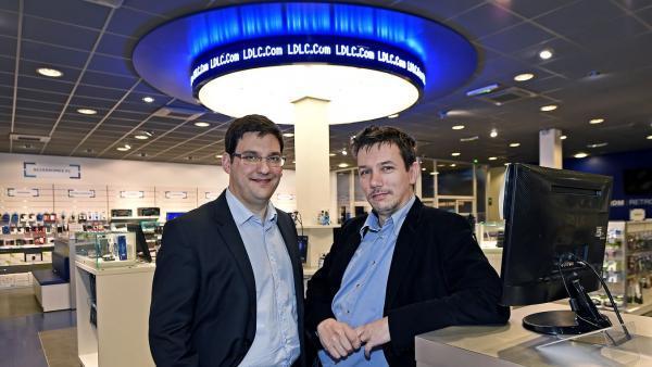 Olivier et Laurent de la Clergerie, brefeco.com