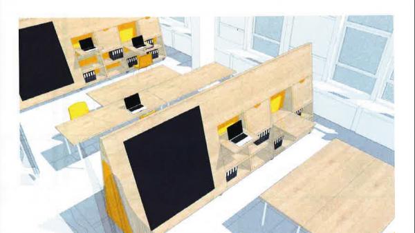 """Le """"Lab LPA"""" accueillera entre trois et cinq start-up."""