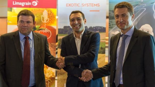 Limagrain et Michelin entrent au capital d'Exotic Systems