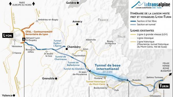 Lyon-Turin: la France face à ses responsabilités