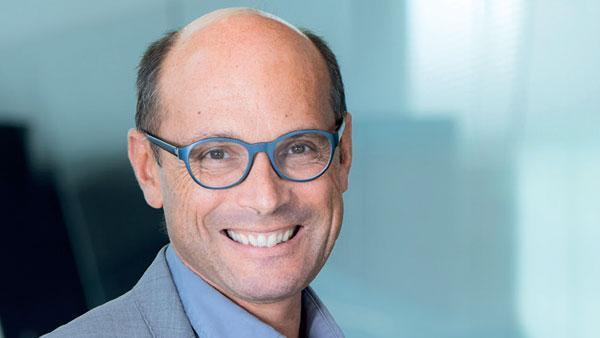 Marc-André Audisio, directeur régional d'EY