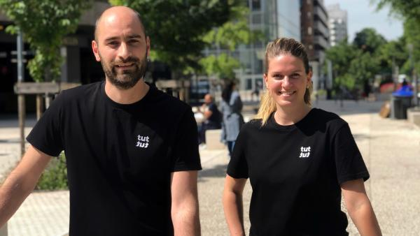 Marc Vidal et Pauline Emmelin, brefeco.com