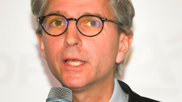 Matthieu Riché, directeur RSE du groupe Casino - bref eco