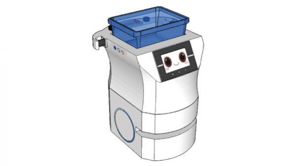 Robot Meanwhile, brefeco.com