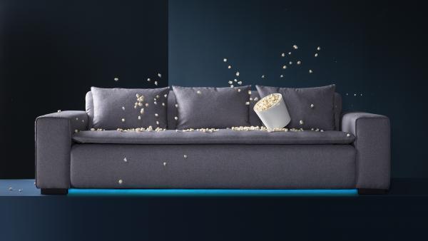 Le smart sofa de Miliboo, brefeco.com