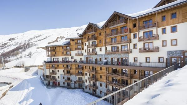 La résidence MMV Coeur des Lodges aux Ménuires - bref eco