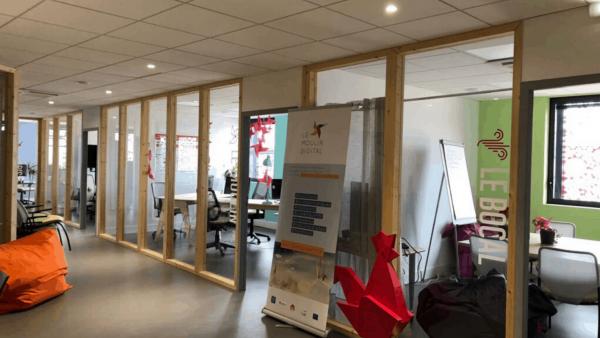 Moulin digital  - bref eco