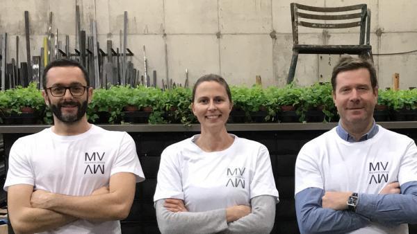 Christophe Jenard,  Anne Rondeau et Vincent Fesquet - brefeco.com