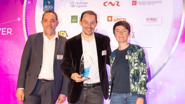 Saga #9 Trophées Bref Eco de l'innovation : myLabel, lauréat Services BtoC