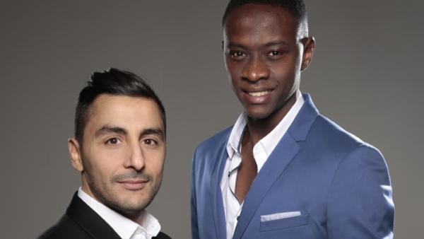 Halim Amira et Almansour Diallo ont créé Naveco à Lyon en 2012.