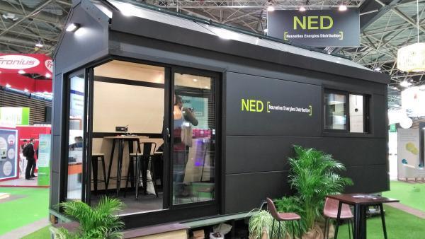 tiny house Ned, brefeco.com