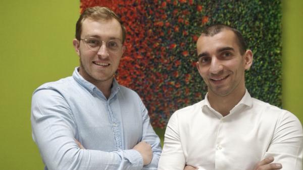 Nicolas Dubost et Grégory Giovannone, brefeco.com
