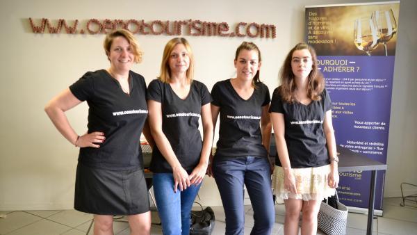 L'équipe d'OEnotourisme.com