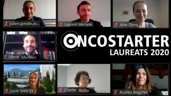 Cancérologie: sept projets de recherche soutenus par OncoStarter